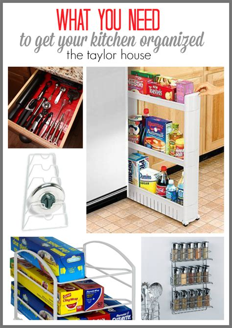 Organization This House by Best Products To Organize Your Kitchen The House