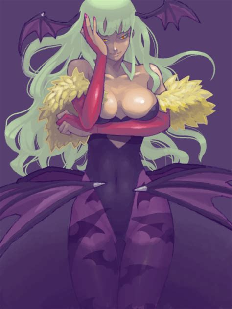 1000 Images About Darkstalkers Morrigan Aensland On