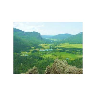 Pagosa Springs CO : Wolf Creek Pass. We drive through