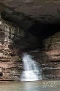 Arkansas Caves and Waterfalls