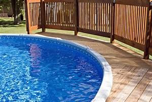 Pool Dach Rund : how to build a round swimming pool deck ebay ~ Watch28wear.com Haus und Dekorationen