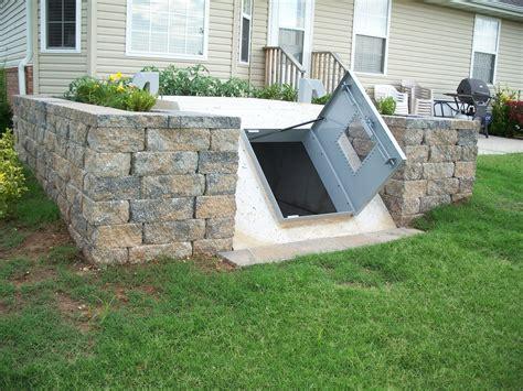 Stashvault (underground Storm/tornado Shelter In Landscaping