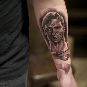 45 Superman Tattoo Designs and Ideas to Feel the Power