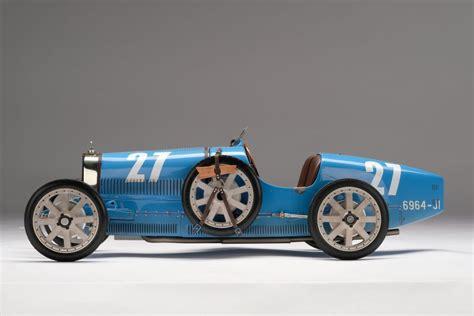 Pursang argentina doesn't build replicas. Amalgam Bugatti Type 35T 1926 Targa Florio Winner Race Weathered Model | The Coolector