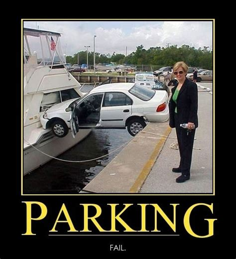 Boat Parking Fails by 25 Best Images About Parking Fails On