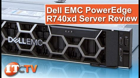 dell emc poweredge rxd server review  creations