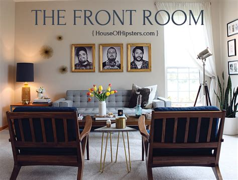 Interior Styling – Front Room - House Of Hipsters