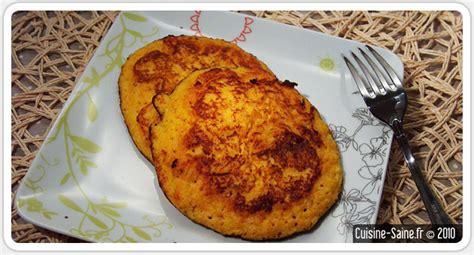 recette de cuisine bio recette bio sans gluten galettes de carottes