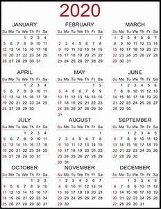 2020 Calendar Hk Excel Calendar For Planning