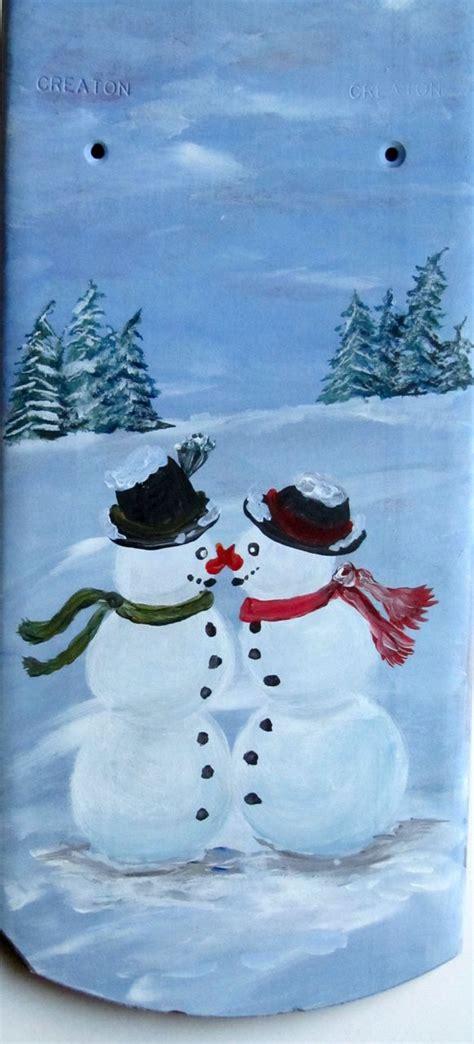 nasenkuesser weihnachten schneefrau tannenbaum