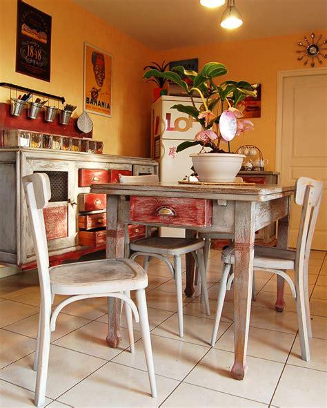 table cuisine bistrot table et chaises bistrot ée 30