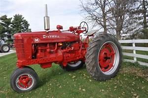 U0026 39 48 Farmall M Tractor