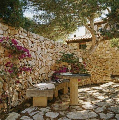 Gartenideen Mediterran by Mediterrane Gartengestaltung 45 Gartenideen Und Gartenm 246 Bel