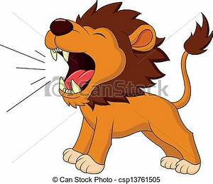 Roaring Lion Free Clipart