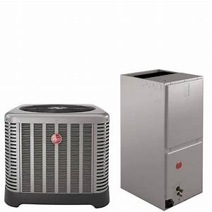 3 5 Ton Rheem 16 Seer R410a Variable Speed Air Conditioner