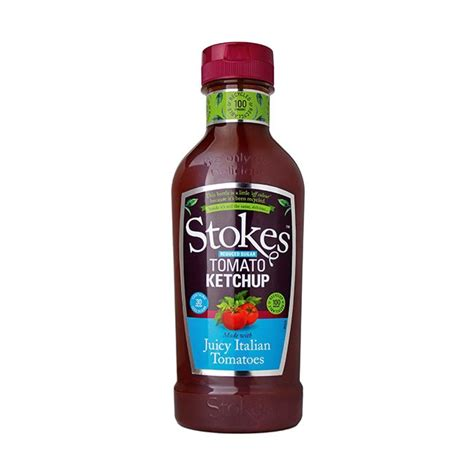 Reduced Sugar Tomato Ketchup Squeeze 424ml