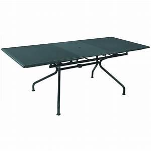 table de repas extensible de jardin 230 300 x 100 cm With nettoyage tapis avec canapé d angle convertible longueur 230 cm