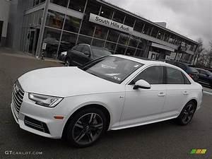 2017 Glacier White Metallic Audi A4 2.0T Premium Plus ...