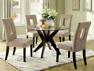 small glass top dining table round rs floral design With small glass top dining table