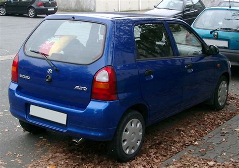 suzuki alto car review specifications wallpapers