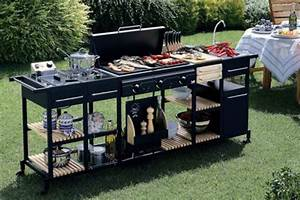 Edelstahl Outdoor Küche : outdoor k che mit viel stauraum ~ Sanjose-hotels-ca.com Haus und Dekorationen