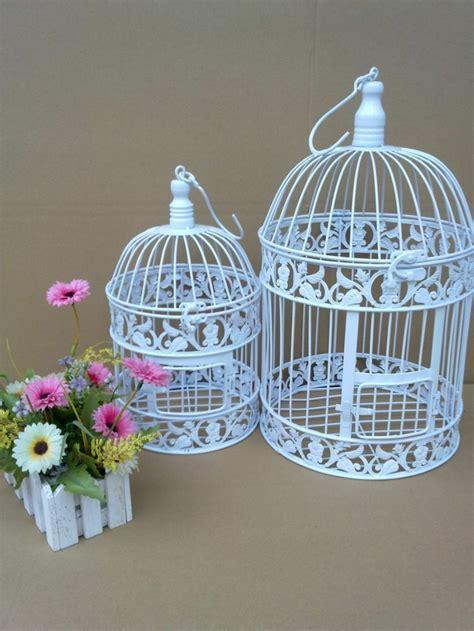 chambre à coucher ancienne la cage à oiseaux décorative tendance shabby chic