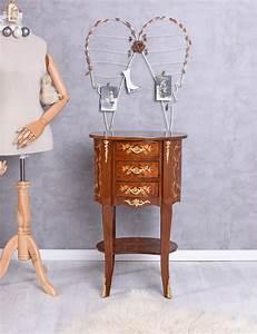 Table De Nuit Baroque : commode baroque table de chevet console nuit incrustation ~ Teatrodelosmanantiales.com Idées de Décoration