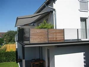 balkon pross schondelmaier metallbau sonnenschutz in With französischer balkon mit sonnenschirm oder sonnensegel