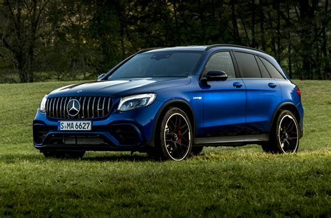 It meets the highest expectations in terms of design and exclusivity. 2018 Mercedes-AMG GLC 63 S Coupe Review - GTspirit