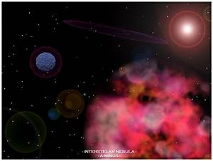 Interstellar Nebula by a-minus on deviantART