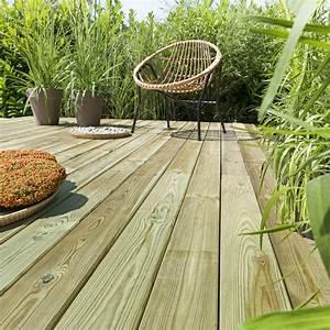 Bois Compressé Leroy Merlin : planche bois pin naturel x cm x mm ~ Melissatoandfro.com Idées de Décoration