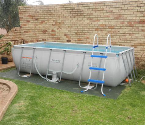 frame pool bestway pools bestway pro steel frame pool for sale