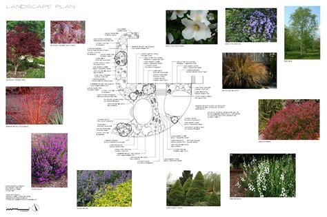landscape design exles pin landscape plans sle design on pinterest