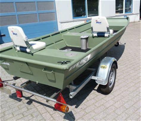 Aluminium Visboot Kopen by Aluminium Visboten En Aluminium Werkboten Jonboten Te Koop