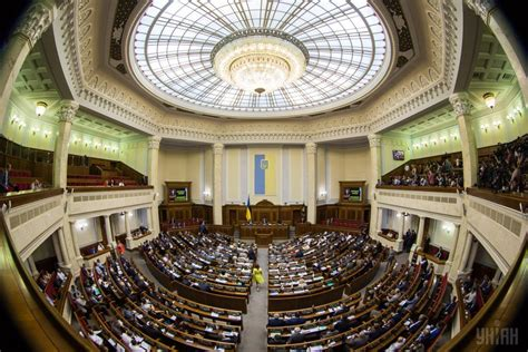 Rada passes in first reading change in Constitution on ...