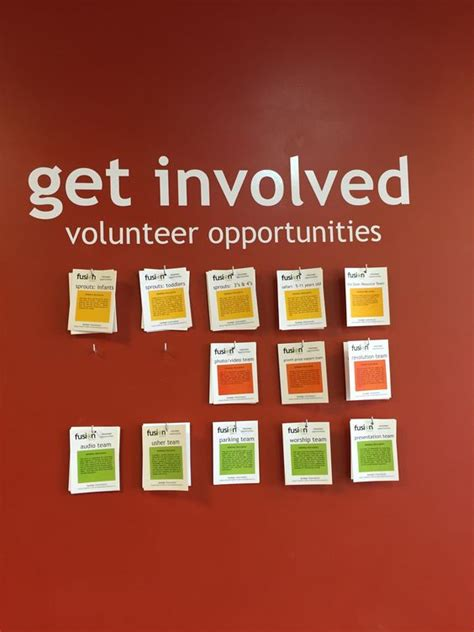 How To Make Volunteer Work Sound On A Resume by Church Paint And Volunteers On