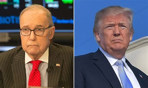 Trump picks CNBC's Larry Kudlow as new chief economic
