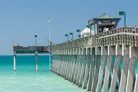 florida venice fishing pier sarasota waterfront