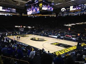 Penn State Student Section Seating Chart Carver Hawkeye Arena Section E Rateyourseats Com