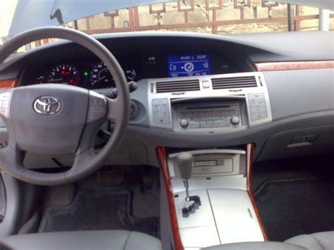 avalon toyota 2007 dashboard nairaland another autos