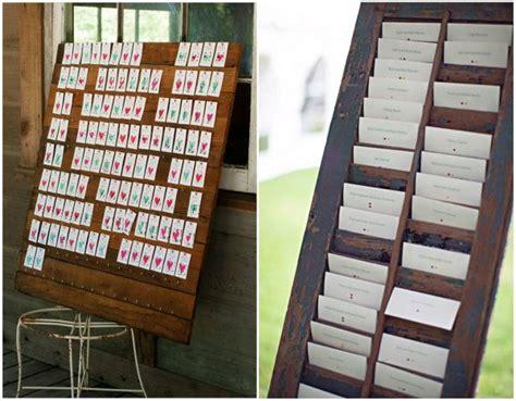 Rustikal Hochzeit Hochzeitskarten Tischkarten Ideen
