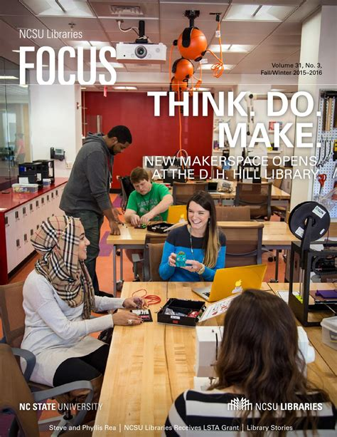 focus fall winter 2015 2016 vol 31 no 3 by ncsu libraries issuu