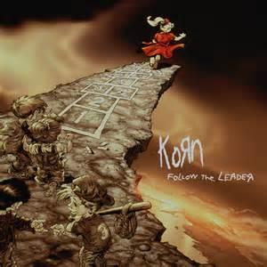 Follow the Leader Korn Album Art