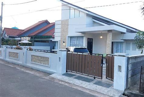 desain pagar rumah hook minimalis desain gambar rumah