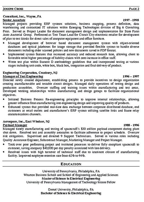 it operations manager resume it manager resume consist of