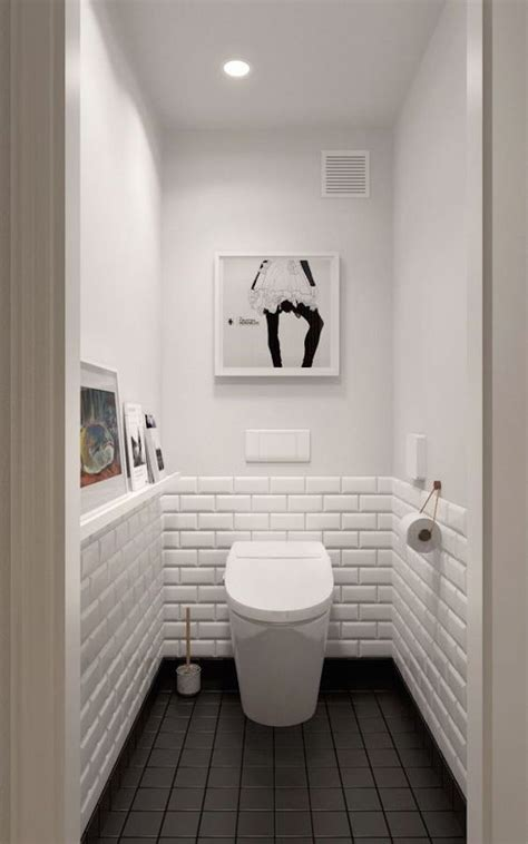 classic black  white bathroom design ideas
