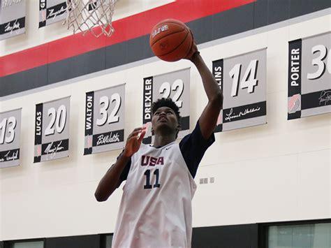 USA Basketball - Jonathan Isaac