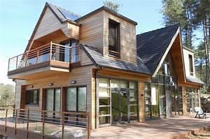Maison En Bois Nord : charpente bois nord pas de calais ~ Nature-et-papiers.com Idées de Décoration