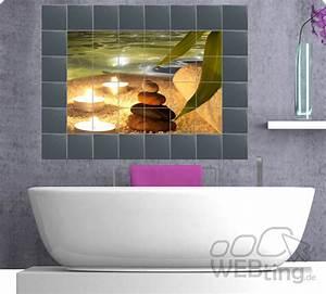 Badezimmer Fliesen Aufkleber : fliesenaufkleber fliesenbild fliesen aufkleber sticker badezimmer bad k che deko ~ Sanjose-hotels-ca.com Haus und Dekorationen