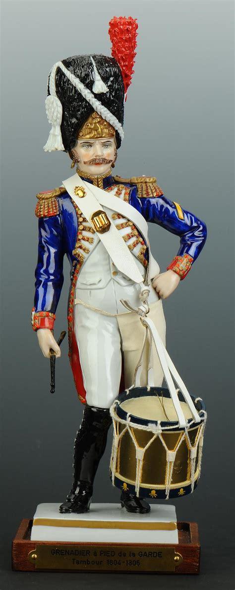 le bureau la garde grenadier à pied de la garde impériale tambour premier